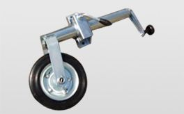 Trailer jockey  wheels